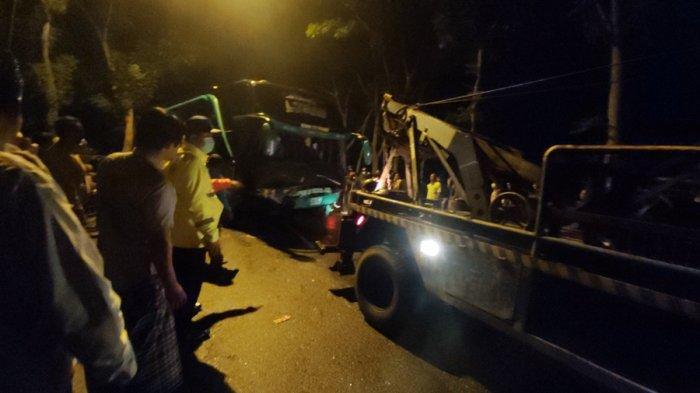 Enam Tewas dalam Kecelakaan Beruntun di Sokaraja Banyumas, Rombongan Korban Hendak ke Purbalingga