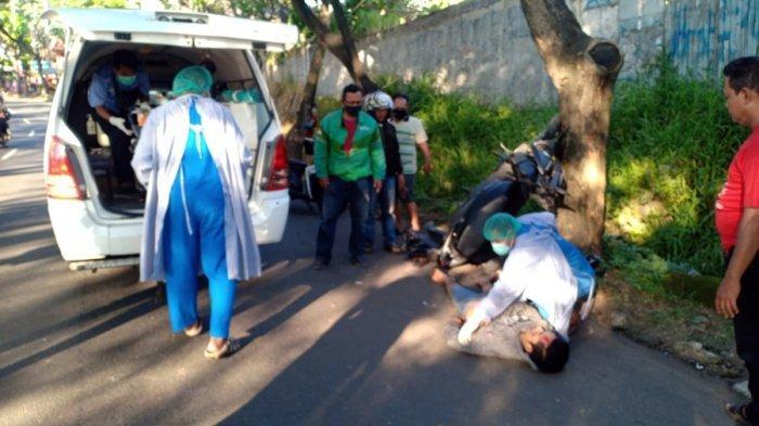 Ini Risikonya Ngantuk Saat Berkendara, Mahasiswa Tabrak Pohon di Turunan Silayur Semarang