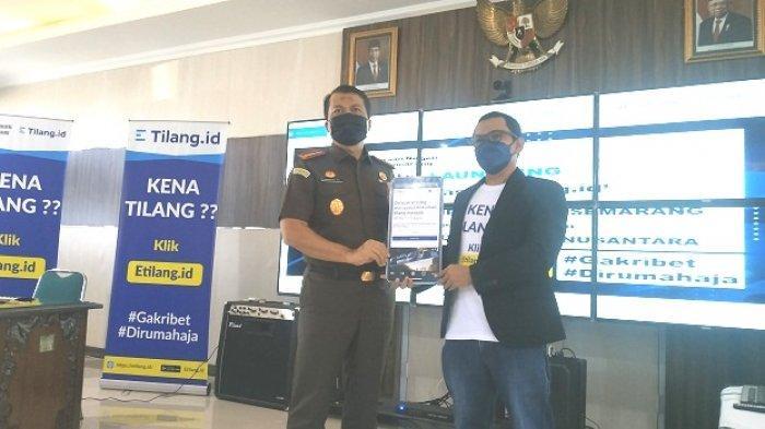 Kena Tilang di Kota Semarang? Klik Etilang.id, SIM dan STNK Bakal Diantar ke Rumah