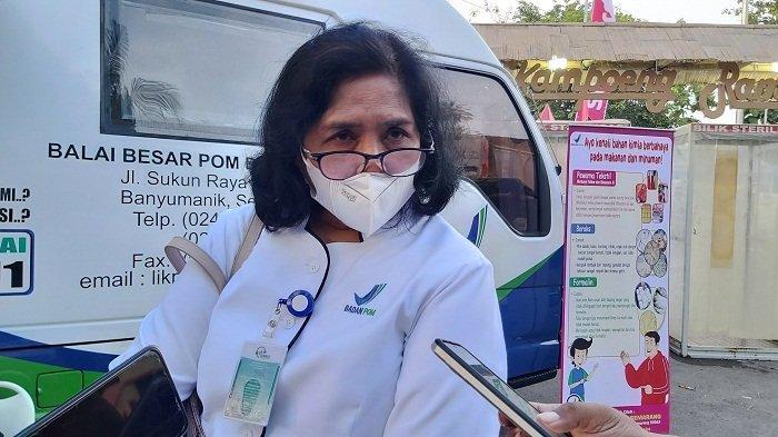 Begini Cara Cek Makanan Mengandung Formalin dan Pewarna Berbahaya Menurut Kepala BBPOM Semarang