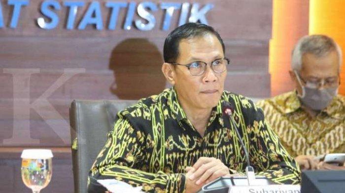 Pertumbuhan Ekonomi Indonesia Masih di Zona Merah, Ini Peringatan BPS