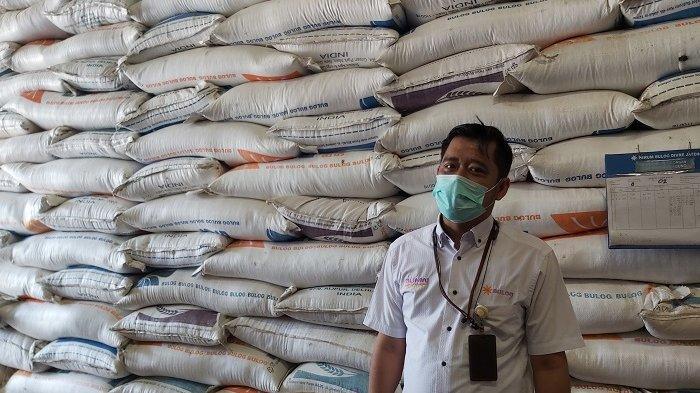 Persedian Beras di Pantura Barat Jawa Tengah Masih 28 Ribu Ton, Cukupkah Untuk Lebaran dan Pandemi