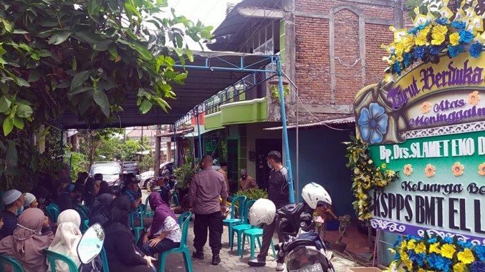 Kepala SMP Setiabudhi Semarang Meninggal, Alami Kecelakaan di Depan Penerbad, Seusai Ikuti Pengajian