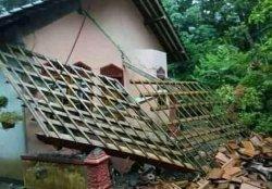 Tanan Bergerak Rusak Sejumlah Rumah di Purworejo