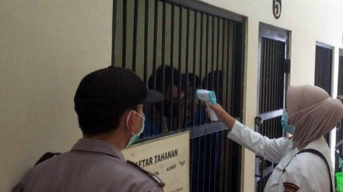 Mohon Maaf, Sementara Waktu Keluarga Tidak Bisa Membesuk Tahanan Polres Kebumen
