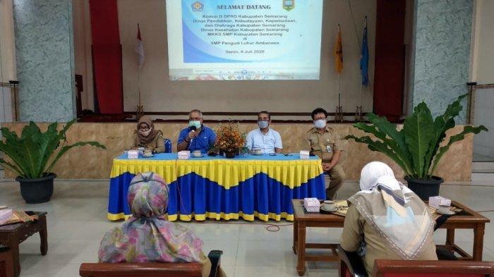 80 Persen Orangtua di Kabupaten Semarang Ingin Sekolah Laksanakan Lagi Belajar Tatap Muka