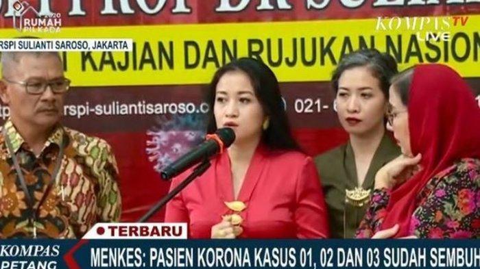 Cerita Pasien Sembuh Corona di Indonesia, Membaik Setelah Seminggu Puasa Facebook dan Instagram