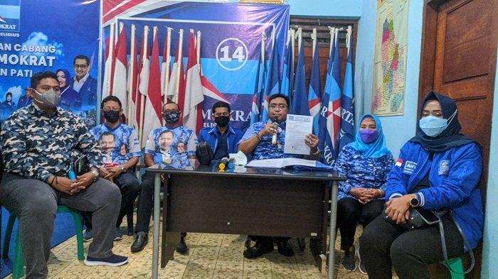 Partai Demokrat Pati Tolak KLB, Ketua DPC: Kami Setia kepada AHY