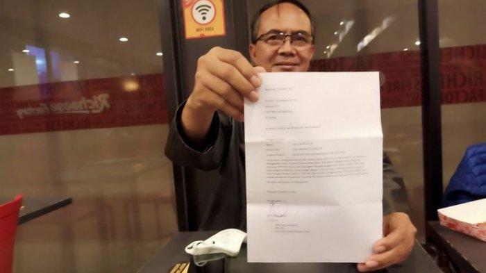 Partainya Dukung Pengesahan RUU Cipta Kerja, Ketua DPD PAN Jawa Barat Mundur