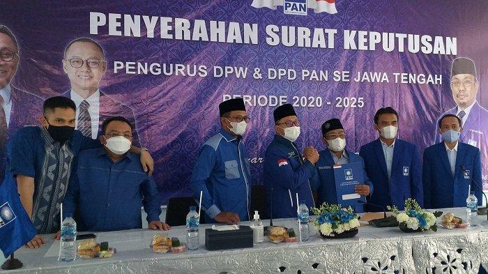 KABAR DUKA, Ketua DPW PAN Jateng Tutup Usia. Sempat Dirawat di Rumah Sakit Cempaka Putih Jakarta