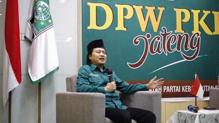 Ketua PKB Jateng Gus Yusuf Harap Bupati Fasilitasi Rapid Antigen Gratis bagi Para Santri
