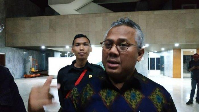 Ketua KPU Arief Budiman Tak Alami Gejala meski Positif Covid-19
