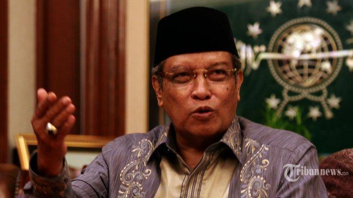 Ketua Umum PB NU Said Aqil Siradj Positif Covid-19, Dirawat di RS