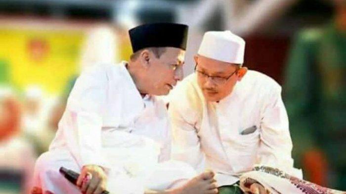 KH Abdullah Saad Meninggal, Orang Terdekat Habib Luthfi, Pengasuh Ponpes Al Inshof Karanganyar