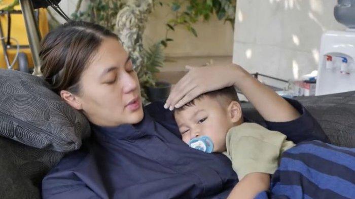 Kiano Positif Flu Singapura, Putra Baim Wong dan Paula Verhoeven, Gejala Awalnya Seperti Demam