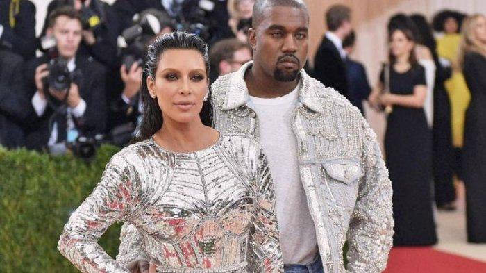 Tak Lagi Pakai Cincin Nikah, Kim Kardashian Dikabarkan Sudah Gugat Cerai Kanye West