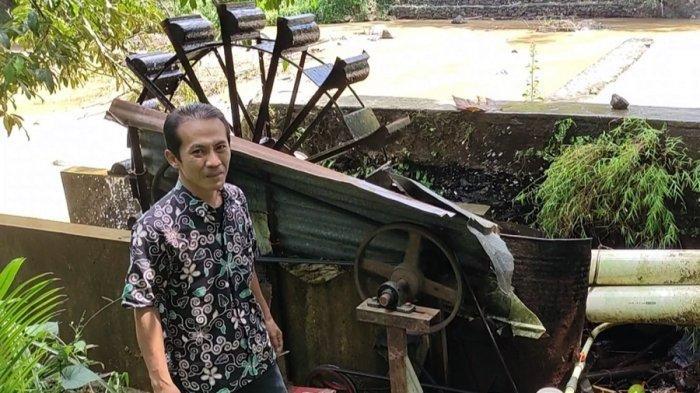 Manfaatkan Teknologi Kincir, Cara Warga Kutayasa Banjarnegara Lepaskan Bencana Kekeringan