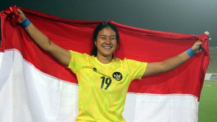 Siswi MAN 2 Banjarnegara Curi Perhatian Dunia, Fani Kiper Timnas di Kualifikasi Piala Asia 2022