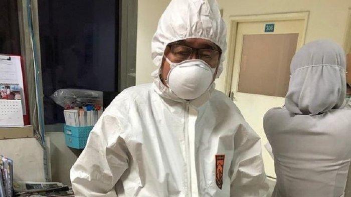 Kisah Dokter Handoko, Usia 80 Tahun Tetap Ingin Tangani Pasien Corona, Kini Harus Terbaring di ICU