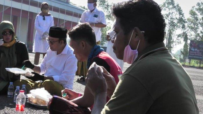 Kisah Pemudik Berlebaran di GOR Satria Purwokerto: Karantina Serasa di Penjara