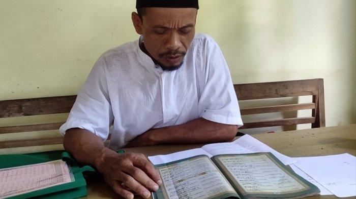 Kisah Mualaf Asal Banjarnegara, Anak Lebih Suka ke Masjid, Adem Tiap Dengar Lantunan Ayat Alquran