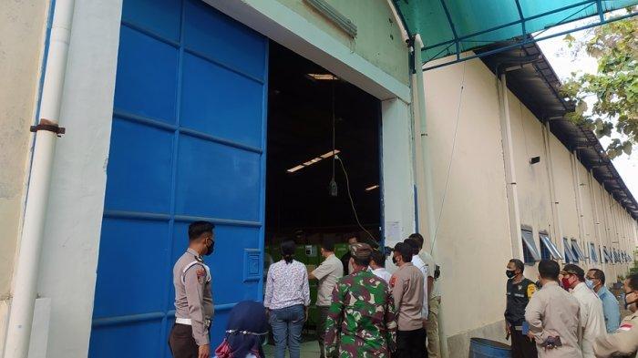 Kini Giliran Pabrik Garmen, 150 Karyawan Positif Covid-19, Lokasi Juga di Jaten Karanganyar