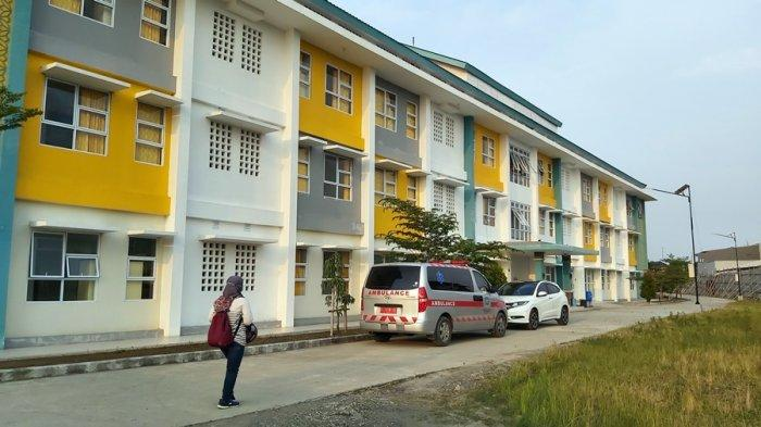 Impian CG Berlebaran di Rumah Terhalang, Terpaksa Jalani Isolasi 14 Hari di Rusunawa Kota Tegal