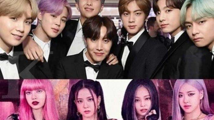 BTS Borong Piala di MTV Video Music Awards, Blackpink Tak Mau Ketinggalan