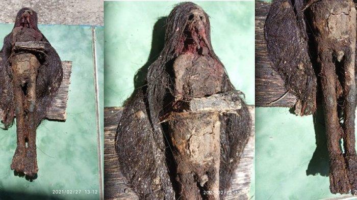 Bikin Heboh, Warga Temukan Jenglot di Area Makam Mbah Akasah Kudus