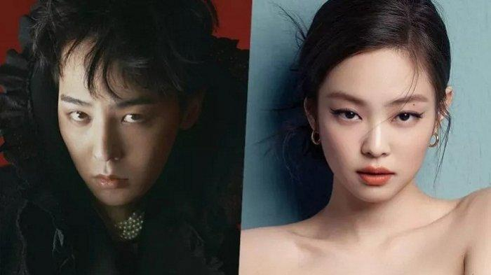 Idol K-pop Jennie Blackpink dan G Dragon Bigbang Dikabarkan Jadian, Ini Respon YG Entertainment