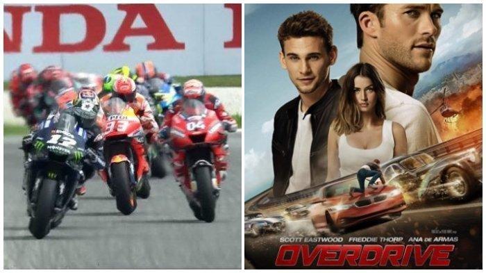 Jadwal Acara TV Hari Ini Minggu 23 Agustus 2020: MotoGP Styria di TransTV Pukul 17.00 WIB