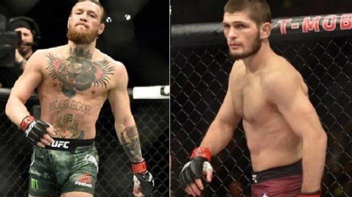 Khabib lawan McGregor Dikabarkan akan Kembali Bertarung di UFC, Ini Sosok yang Menentukan