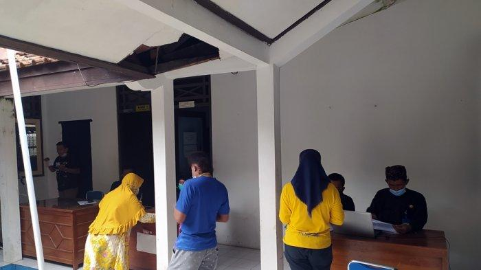 PKL di Karanganyar Dapat Kompensasi Rp 300 Ribu, Patuh Ikuti Aturan Tidak Berjualan Selama PPKM