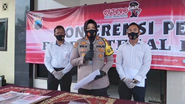 Jadi Tersangka, Wakil Ketua DPRD Kota Tegal Wasmad Hanya Dikenai Wajib Lapor