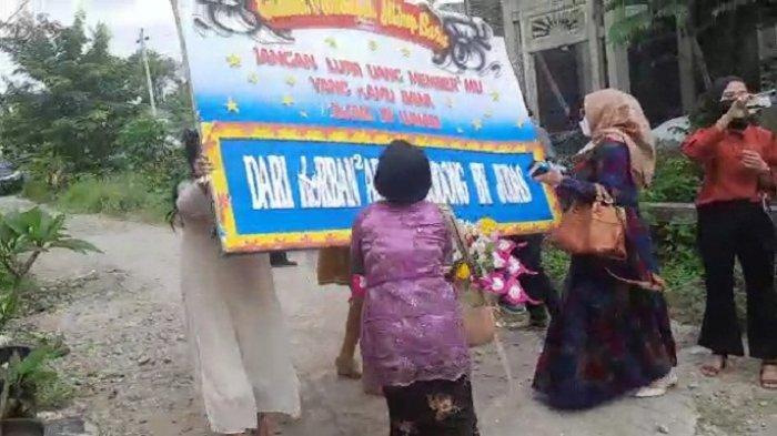 Tagih Uang Arisan, Korban Lelang Arisan Bodong Datangi Resepsi Pernikahan Bandar di Mojosongo Solo