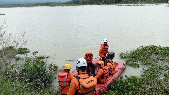 Sudah Sepekan Pencarian Korban Masih Nihil, Pencari Pasir yang Hanyut di Sungai Galuh Wonosobo