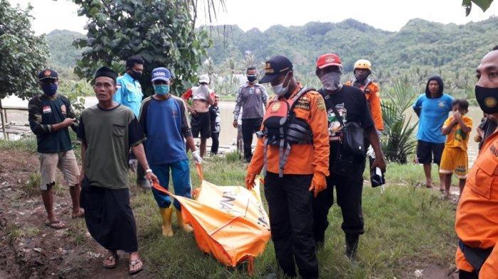 Korban Tenggelam di Sungai Kaligatel Banyumas Sudah Ditemukan, Jaraknya 6 Km dari Lokasi Awal