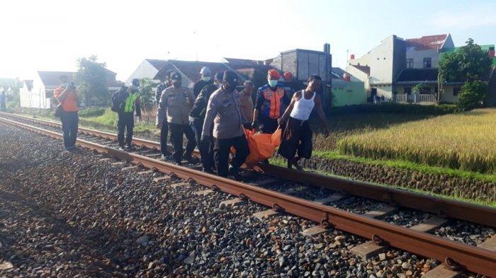 Korban Terseret Kereta Hingga 300 Meter, Warga Jatimulyo Kebumen Ini Tewas di Lokasi