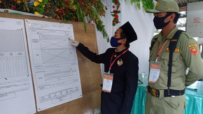 Hasil Pilwakot Semarang 2020: Kotak Kosong Dapat Suara 15 di TPS Hendi dan 23 di TPS Ita