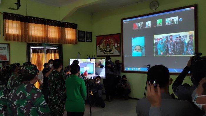 RST Wijayakusuma Purwokerto Didatangi KSAD, Jenderal TNI Andika Perkasa Berikan Bingkisan Ini