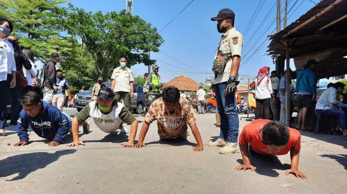 KTP Pelanggar Razia Masker Numpuk di Kantor Satpol PP Kota Semarang, Sudah Seminggu Lebih