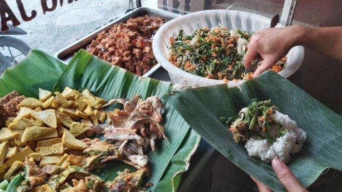 Sedapnya Nasi Adep-adep Khas Tegal, Kuliner dari Tradisi Pernikahan