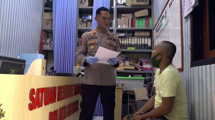 Kurir Narkoba Ditangkap di Kendal, Disebut Pesanan Sahabatnya di Lapas Kedungpane Semarang