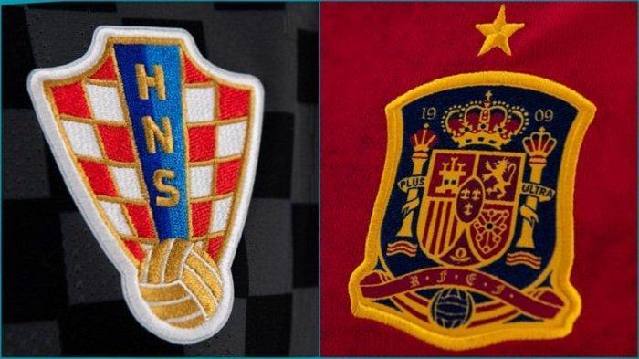 Prediksi EURO 2020: Kroasia Tantang Spanyol, Morata Tetap Jadi Andalan