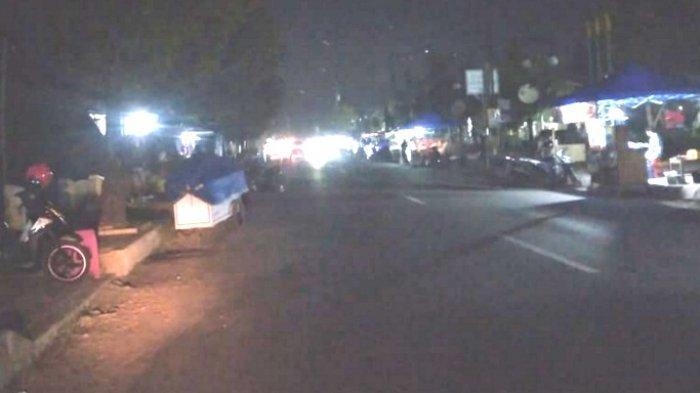 14 Lokasi di Batang Ini Gelap Gulita saat Pukul 20.00-06.00 WIB, Imbas Pemadaman PJU selama PPKM