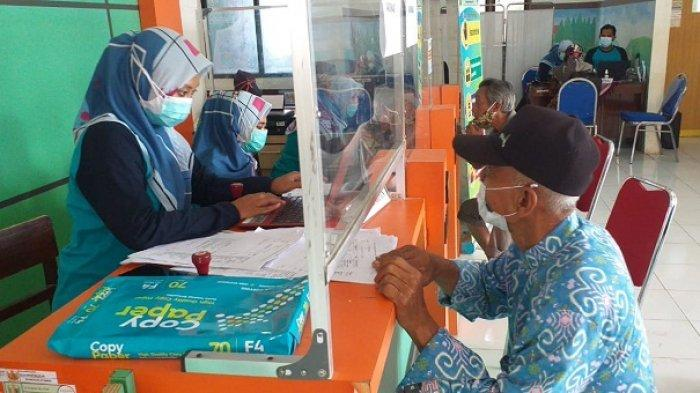 65.312 Lansia di Kabupaten Pekalongan Bakal Terima Vaksinasi Covid-19, Baru Terlaksana 1.600 Orang