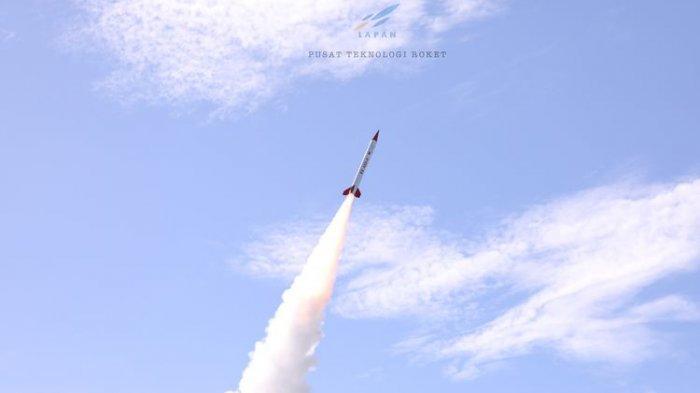 LAPAN Luncukan Roket RX450-5, Pustekroket Sebut Pengecekan Data Kinerja Terbang