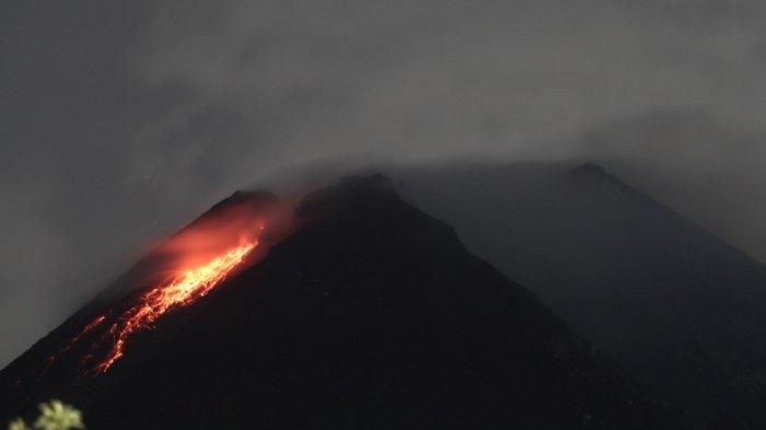 Ingin Tahu Perkembangan Aktivitas Gunung Merapi? Ini Link Pantauan dari BPPTKG Yogyakarta