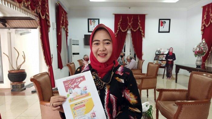 Omset Layanan Jujag Jujug Sudah Capai Rp 132 Juta, Transaksi Tertinggi di Pasar Segamas Purbalingga