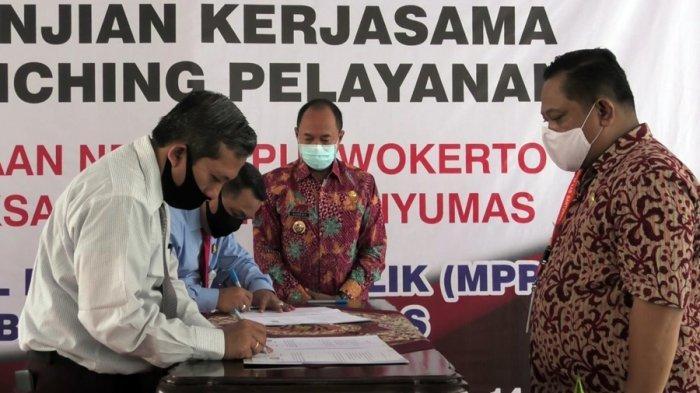 Warga Bisa Konsultasi Hukum Gratis di MPP Banyumas, Termasuk Bayar Denda Tilang
